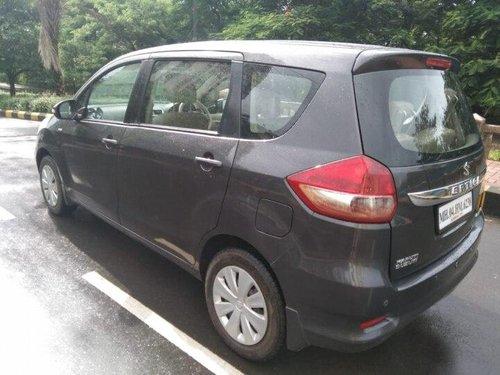 Used Maruti Suzuki Ertiga SHVS VDI 2016 MT for sale in Thane