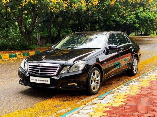 Mercedes-Benz E-Class E350 CDI Avantgarde, 2010, AT in Hyderabad