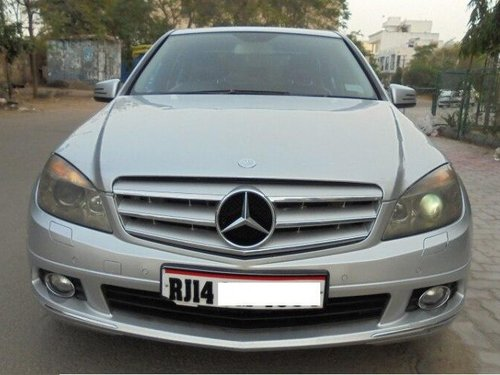 Used Mercedes Benz C-Class 2011 AT for sale in Jaipur