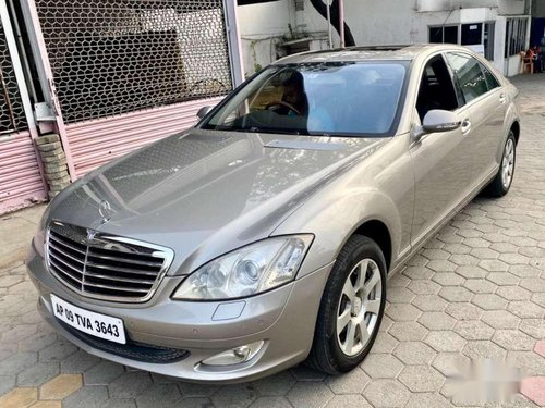 2009 Mercedes Benz S Class AT for sale in Hyderabad