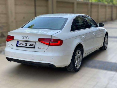 Used Audi A4 2014 AT for sale in Ghaziabad