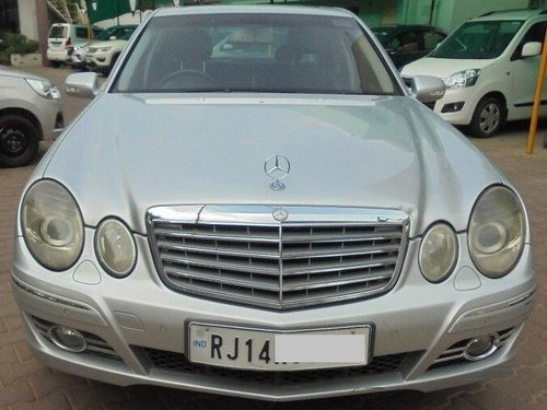 Used Mercedes Benz E Class 2007 AT for sale in Jaipur