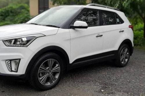 Used Hyundai Creta 2016 AT for sale in Mumbai
