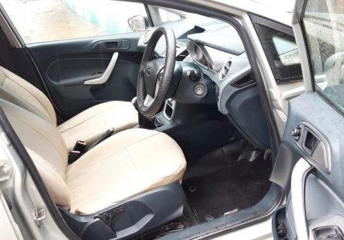 Used Ford Fiesta 2012 MT for sale in Pune