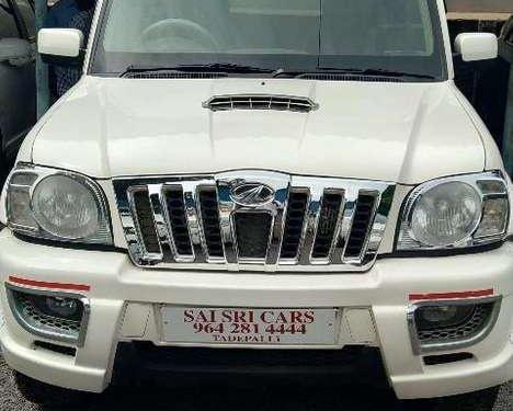Used Mahindra Scorpio 2014 MT for sale in Vijayawada