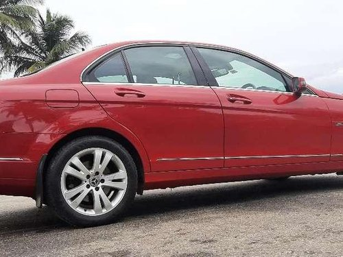 Used 2011 Mercedes Benz C-Class AT for sale in Palakkad