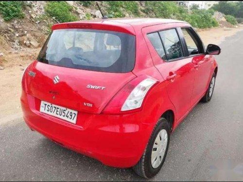 Used Maruti Suzuki Swift VDI 2016 MT for sale in Hyderabad
