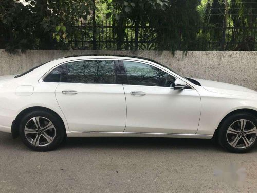 Used Mercedes Benz E Class 2019 AT for sale in Gurgaon