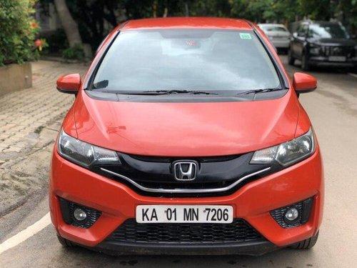 Used Honda Jazz 1.5 V i DTEC 2016 MT for sale in Bangalore