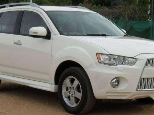 Used Mitsubishi Outlander 2.4 2010 AT for sale in Coimbatore