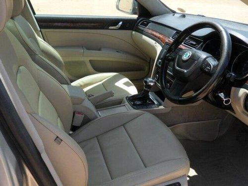 2010 Skoda Superb Elegance 2.0 TDI CR AT in Coimbatore