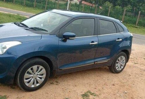 Used Maruti Suzuki Baleno 2017 AT for sale in Hyderabad
