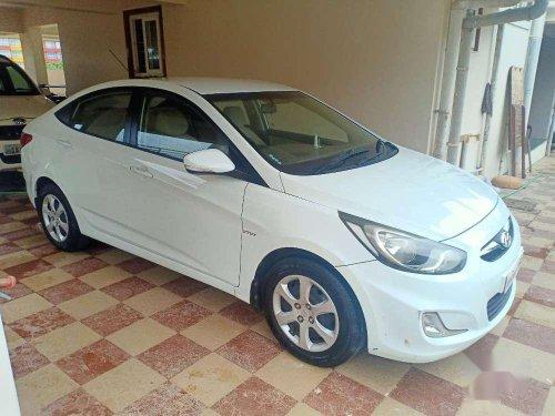 2012 Hyundai Fluidic Verna MT for sale in Goa