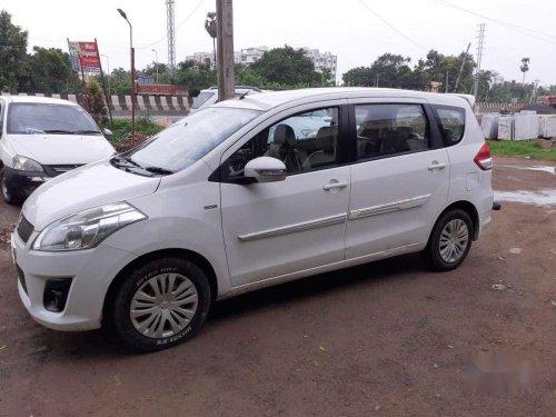 Used Maruti Suzuki Ertiga VDI 2015 MT for sale in Rajahmundry