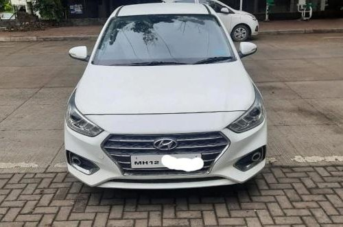 Used 2019 Hyundai Verna MT for sale in Pune