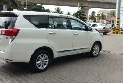 Used Toyota Innova Crysta 2017 AT for sale in Bangalore