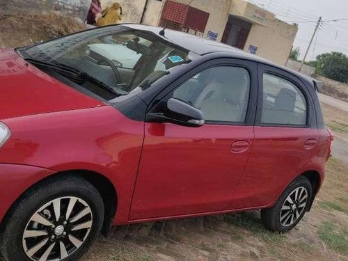 Used Toyota Etios Liva, 2018 MT for sale in Jind