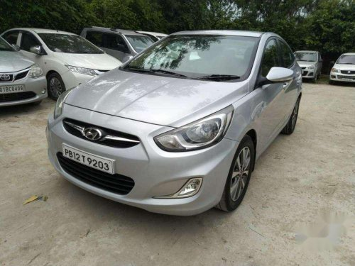 Used Hyundai Fluidic Verna 2014 MT for sale in Chandigarh