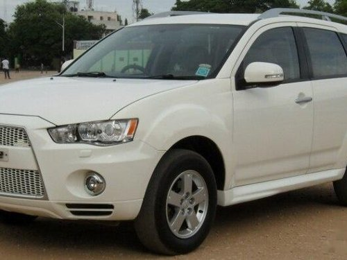 Mitsubishi Outlander 2.4 CVT 2010 AT for sale in Coimbatore -10