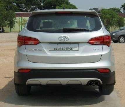 Hyundai Santa Fe 2 WD, 2014, AT for sale in Coimbatore