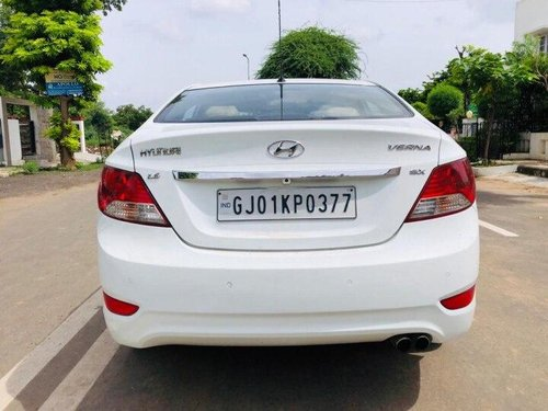 Used Hyundai Verna 2012 MT for sale in Ahmedabad-0