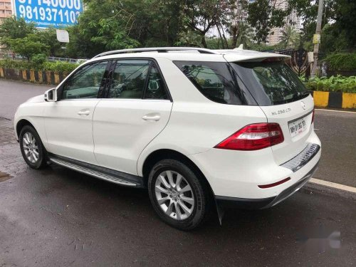 2012 Mercedes Benz M Class AT for sale in Mumbai