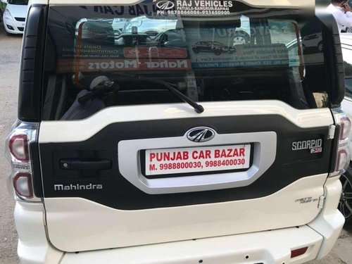2014 Mahindra Scorpio MT for sale in Patiala