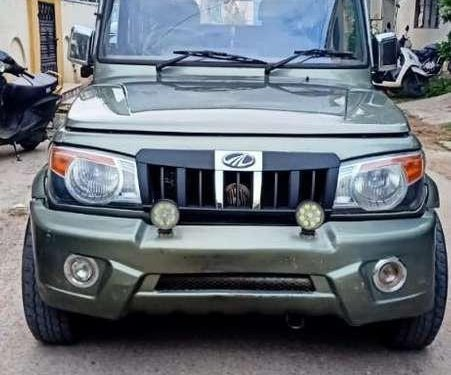 Used Mahindra Bolero ZLX 2012 MT for sale in Hyderabad