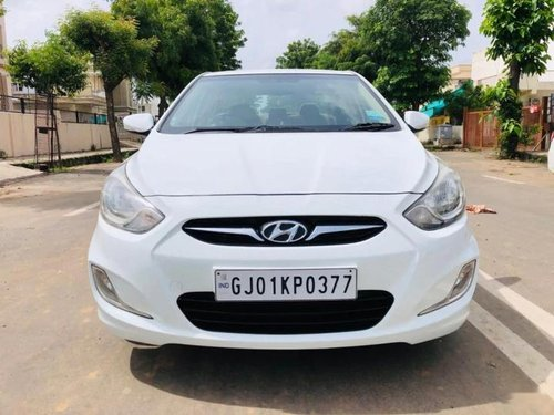 Used Hyundai Verna 2012 MT for sale in Ahmedabad-7
