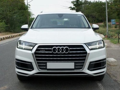Used Audi Q7 2018 AT for sale in New Delhi