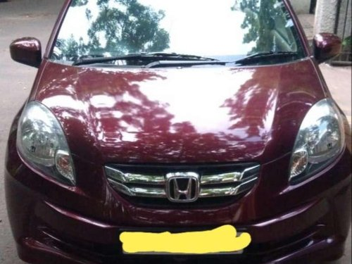 Used Honda Amaze 2013 MT for sale in Chennai