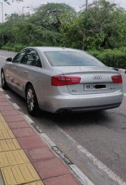 Used Audi A6 2014 AT for sale in New Delhi