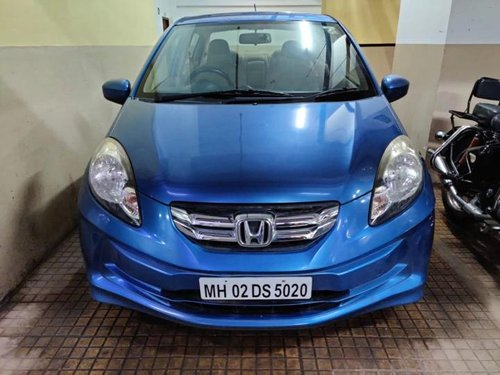 Used 2014 Honda Amaze S i VTech MT for sale in Mumbai