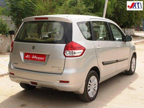 Maruti Suzuki Ertiga VDI 2014 MT for sale in Ahmedabad