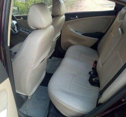Used Hyundai Verna SX 2011 MT for sale in Kolkata