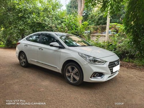Used Hyundai Verna SX Opt 2019 AT in Bangalore-11