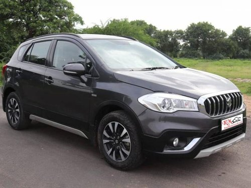 Used Maruti Suzuki S Cross 2018 MT for sale in Ahmedabad
