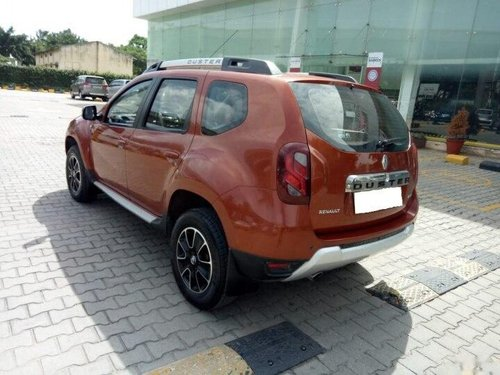 Used Renault Duster 2016 AT for sale in Bangalore
