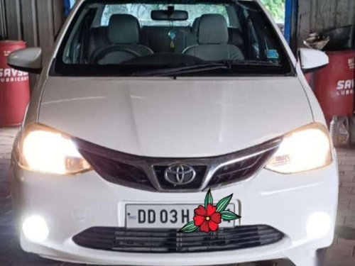 Used 2014 Toyota Etios VX MT for sale in Vapi