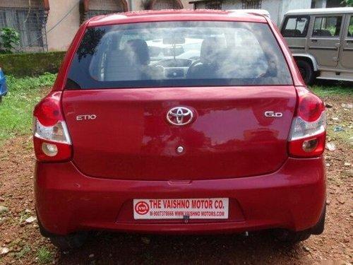 Used Toyota Etios Liva 2015 MT for sale in Kolkata