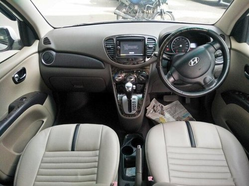 Used 2011 Hyundai i10 Sportz 1.2 AT for sale in Pune