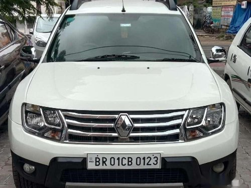Used Renault Duster RXZ 2015 MT for sale in Patna