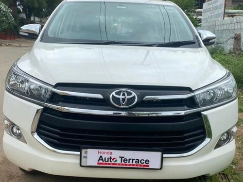 Used 2017 Toyota Innova Crysta MT for sale in Secunderabad