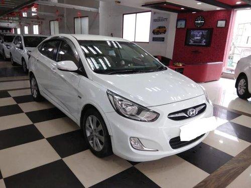 Used 2013 Hyundai Verna 1.6 SX MT in Bangalore