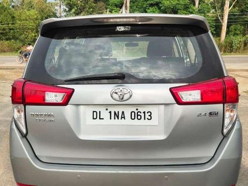 Used 2016 Toyota Innova Crysta MT for sale in Dhuri