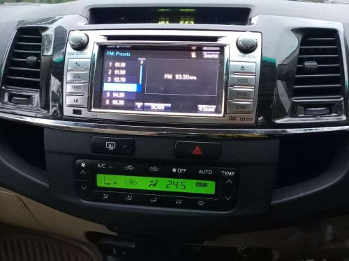 Used Toyota Fortuner 2015 MT for sale in Mumbai