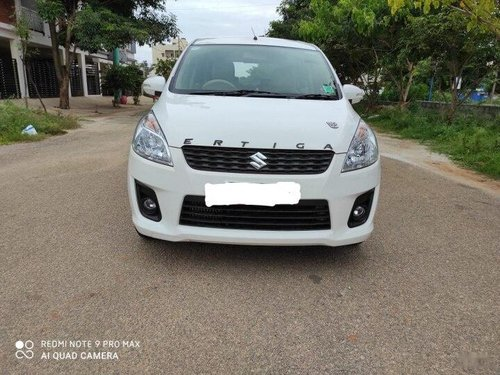 Used Maruti Suzuki Ertiga ZDi 2015 MT in Bangalore