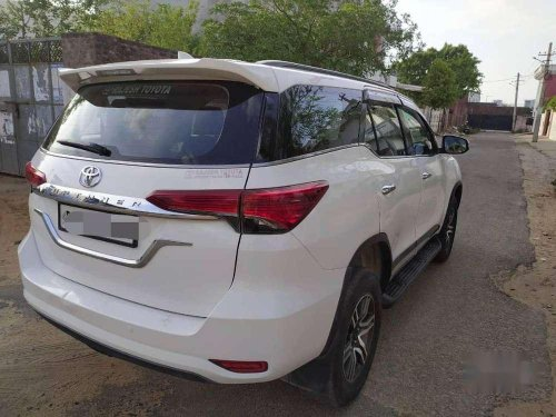 Used Toyota Fortuner 2017 AT for sale in Jaipur