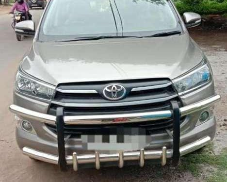 Toyota Innova Crysta 2016 AT for sale in Hyderabad