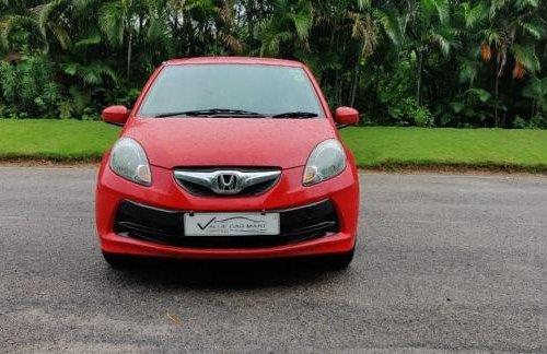Used Honda Brio 2014 MT for sale in Hyderabad